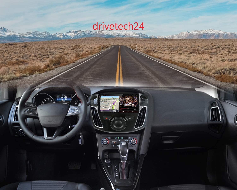 9 zoll Android 10 Autoradio GPS Navi für Ford für Ford Focus ( FACK)  2012-2017 USB FM