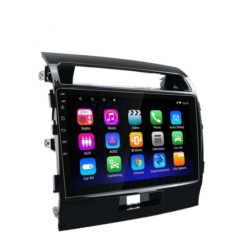 """10"""" Android 10 Autoradio GPS Navi Wifi BT MP3 für Toyota Land Cruiser 2007-2015"""