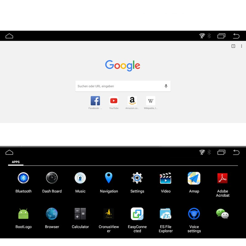 "10.2"" Android 10 GPS Navigation Carplay für BMW X5 X6 E70 E71 CIC USB WiFi BT CARPLAY"