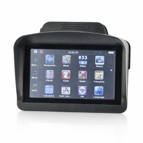 """GPS Sunshade Sonnenblende Sonnenschutz fuer 7"""" & 6"""" Zoll Navi Navigationssystem"""