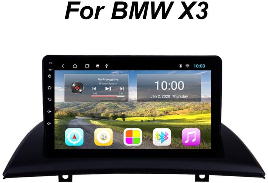 9 zoll  Android 10 Autoradio GPS Navi für für BMW X3 E83 2004-2012  Bluetooth FM