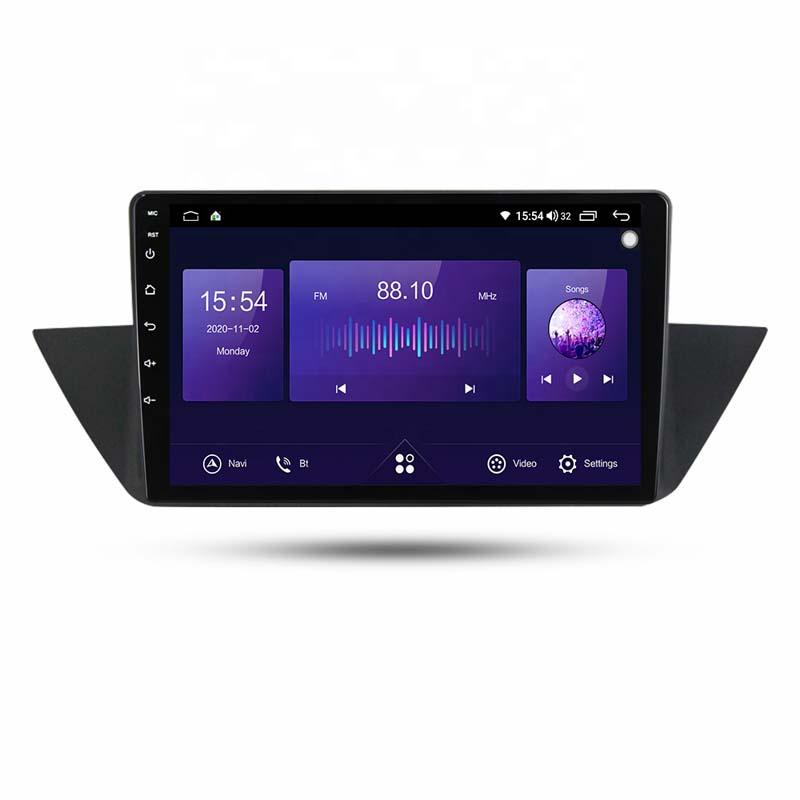 """10"""" Android 10 Autoradio GPS Navi Wifi BT MP5 FM USB für BMW X1 E84 2009-2014"""