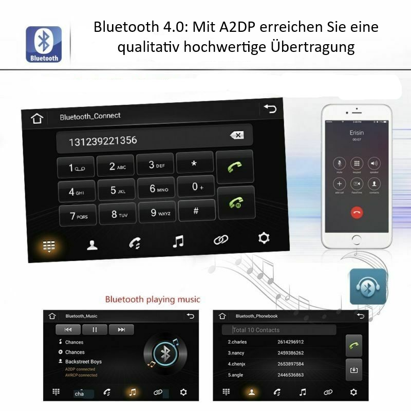 "7"" Android Autoradio GPS Für Opel Combo Signum Vivaro vivara Corsa Astra Vectra"