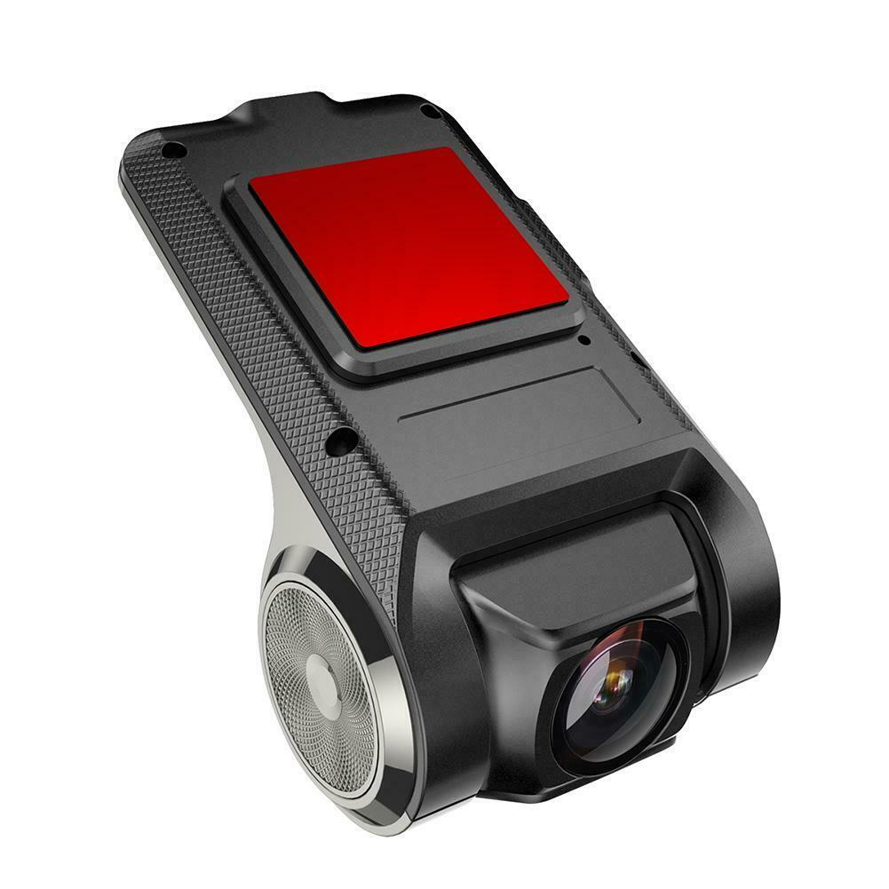 HD Dashcam Kamera DVR ADAS G-Sensor Recorder USB Kamera für alle Android Navi