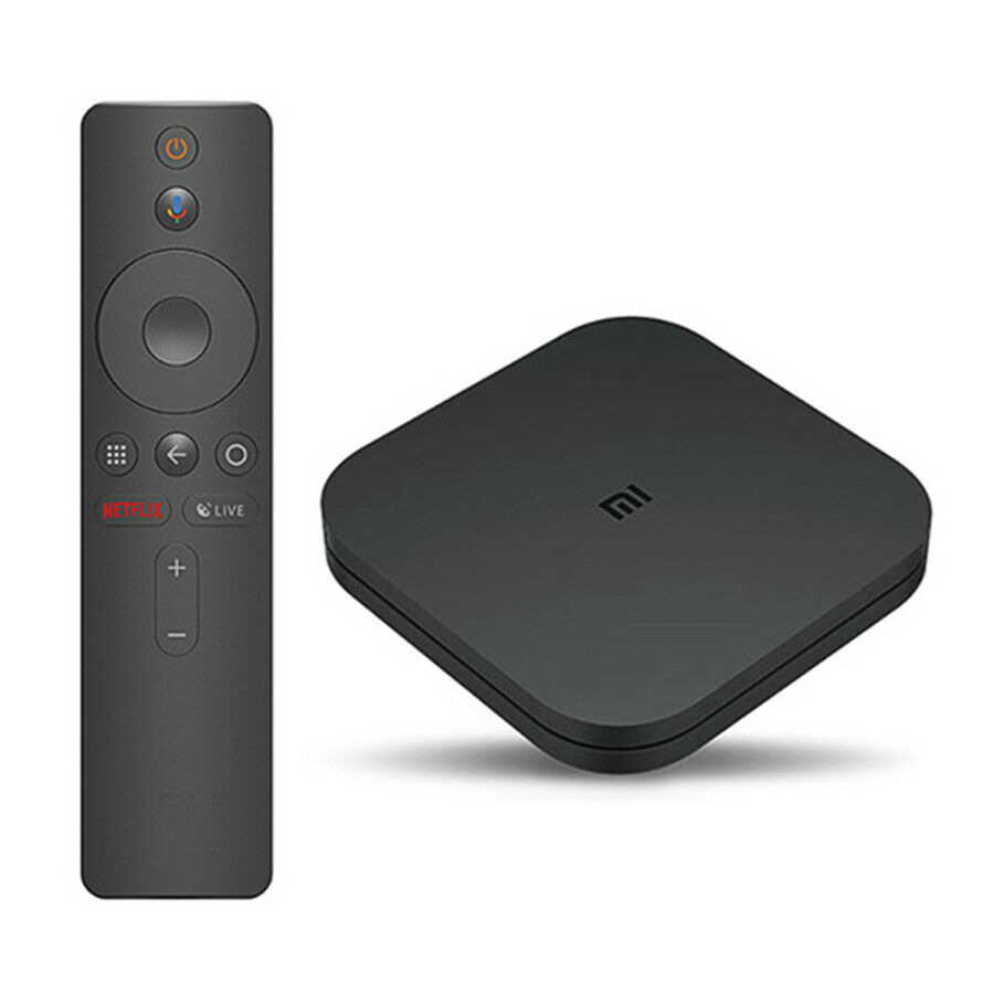 Xiaomi Mi TV Box S Android Smart TV 2GB RAM +8G 4K HDR Netflix Google Assistent